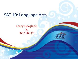 SAT 10: Language Arts