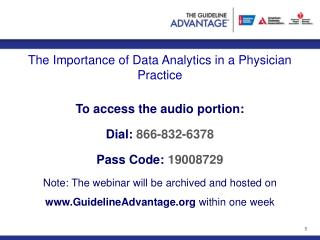 The Importance of Data Analytics in a Physician Practice