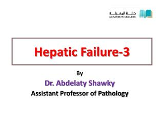 Hepatic  Failure-3