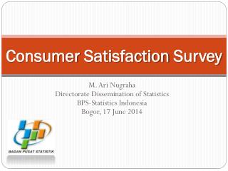 Consumer  Satisfaction Survey