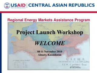 Regional Energy Markets Assistance Program