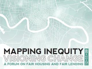 Mapping               Communities of Opportunity in New Orleans