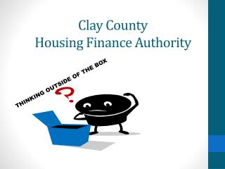 Clay County  Housing Finance Authority