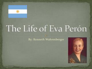 the life and career of eva duarte Evita is a musical with music by andrew lloyd webber and lyrics by tim riceit concentrates on the life of argentine political leader eva perón, the second wife of argentine president juan perón.
