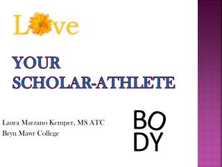 Your  scholar-athlete