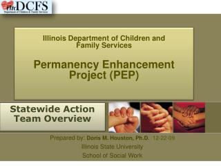 Illinois Department of Children and  Family Services  Permanency  Enhancement  Project (PEP)