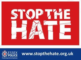 stopthehate.uk