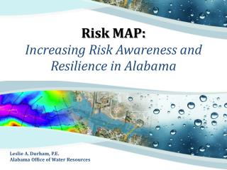 Risk MAP: Increasing Risk Awareness and Resilience in Alabama