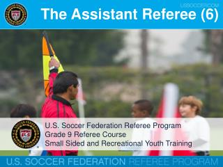 The Assistant Referee (6)