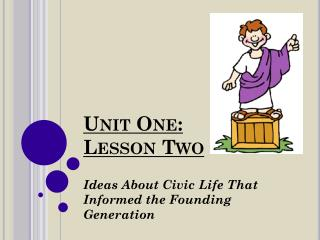 Unit One: Lesson Two