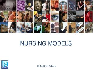 NURSING MODELS