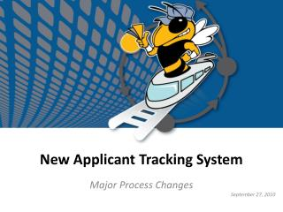 New Applicant Tracking System