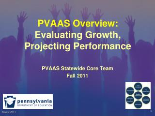 PVAAS Overview: Evaluating Growth, Projecting Performance
