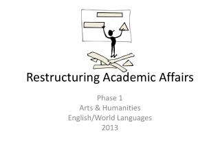 Restructuring Academic Affairs