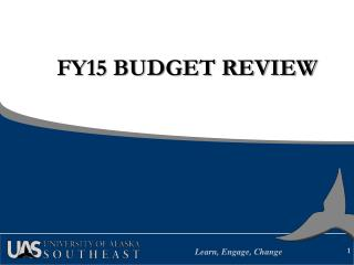 FY15 BUDGET REVIEW