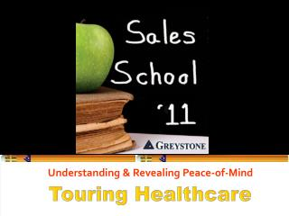Touring Healthcare