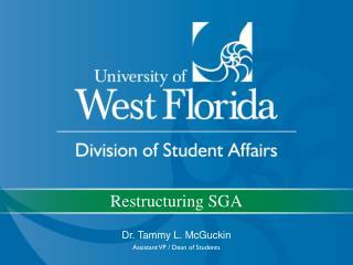 Restructuring SGA