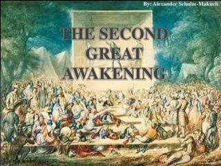 The Second Great Awakening