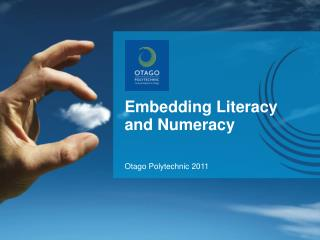 Embedding Literacy and Numeracy