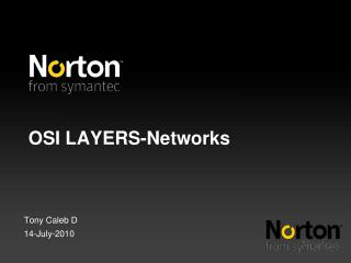 OSI  LAYERS-Networks