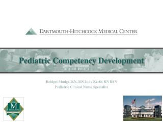 Pediatric Competency Development