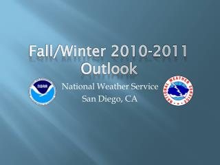 Fall/Winter 2010-2011 Outlook