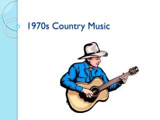 1970s Country Music