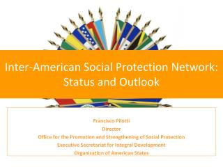 Inter-American Social Protection Network: Status and Outlook