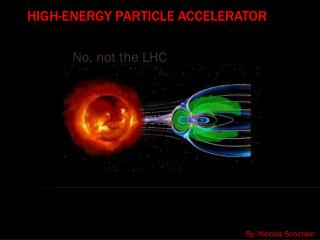 High-Energy Particle Accelerator