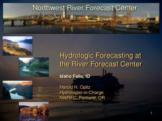 Northwest River Forecast Center