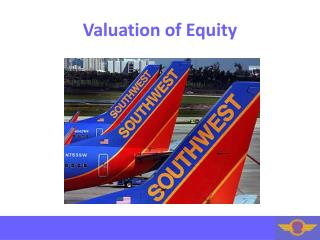 Valuation of Equity
