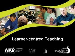 Learner- centred  Teaching