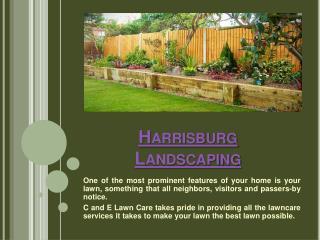 Harrisburg Lawn Service