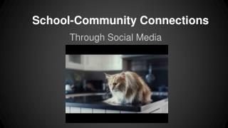 School-Community Connections