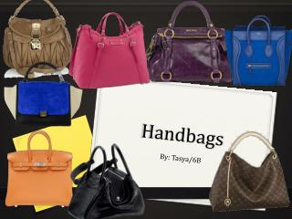 PPT - Beautiful Designer Handbags for Women at Dellamoda.com ... b052256275