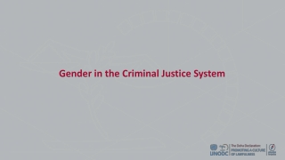 The Impact of Specific Learning Difficulties in Justice Settings