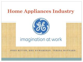 Home Appliances Industry Study