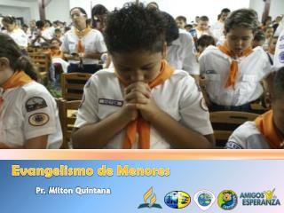 Evangelismo de Menores