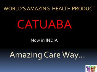 Amazing Care Way…
