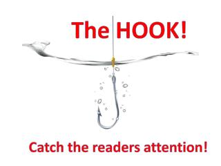 The HOOK!