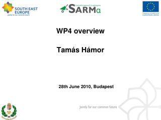 WP 4  overview Tamás Hámor  28th  June 2010 ,  Budapest