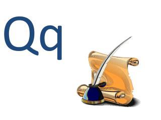 q → uack q uack q → uit q uit