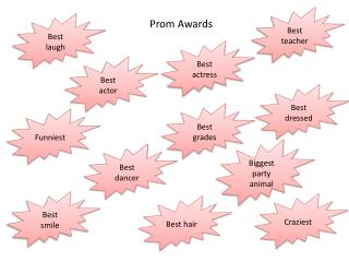 Prom Awards