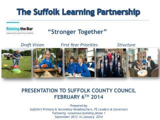 The Suffolk Learning Partnership