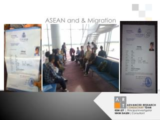 ASEAN and & Migration