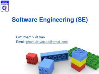Software Engineering ( SE)