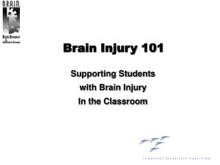 Brain Injury 101