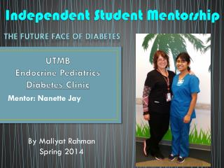 UTMB Endocrine Pediatrics  Diabetes Clinic