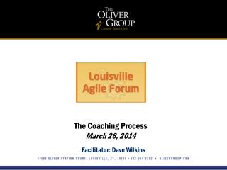 Facilitator: Dave Wilkins
