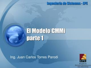 El  Modelo CMMi parte 1
